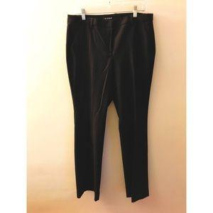 Never been worn black work trousers. Straight leg